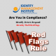 Red Flags Rule identity theft prevention program compliance solutions by Identity Management Institute