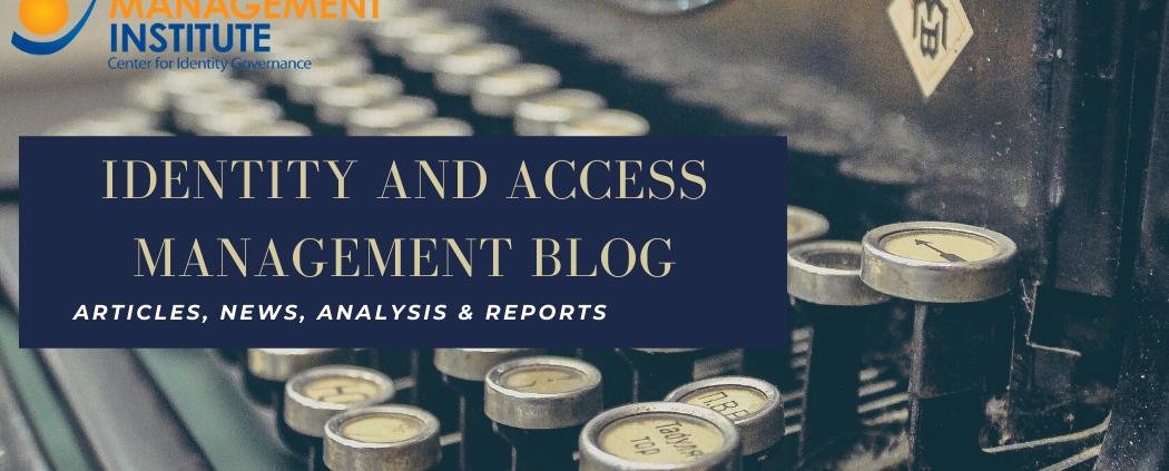 identity management blog