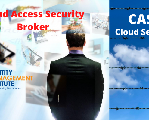 Cloud Access Security Broker (CASB) purpose and benefits for cloud security.