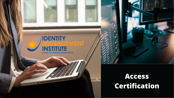 Access Certification