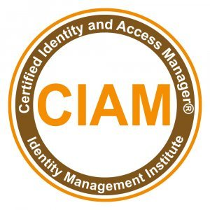 Certified Identity and Access Manager (CIAM) IAM certification
