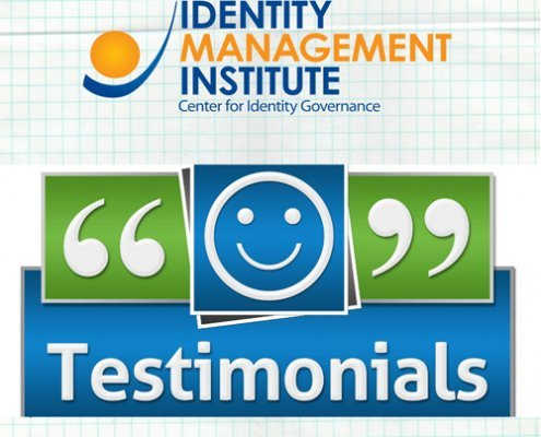 Identity Management Institute reviews, testimonials, and member feedback