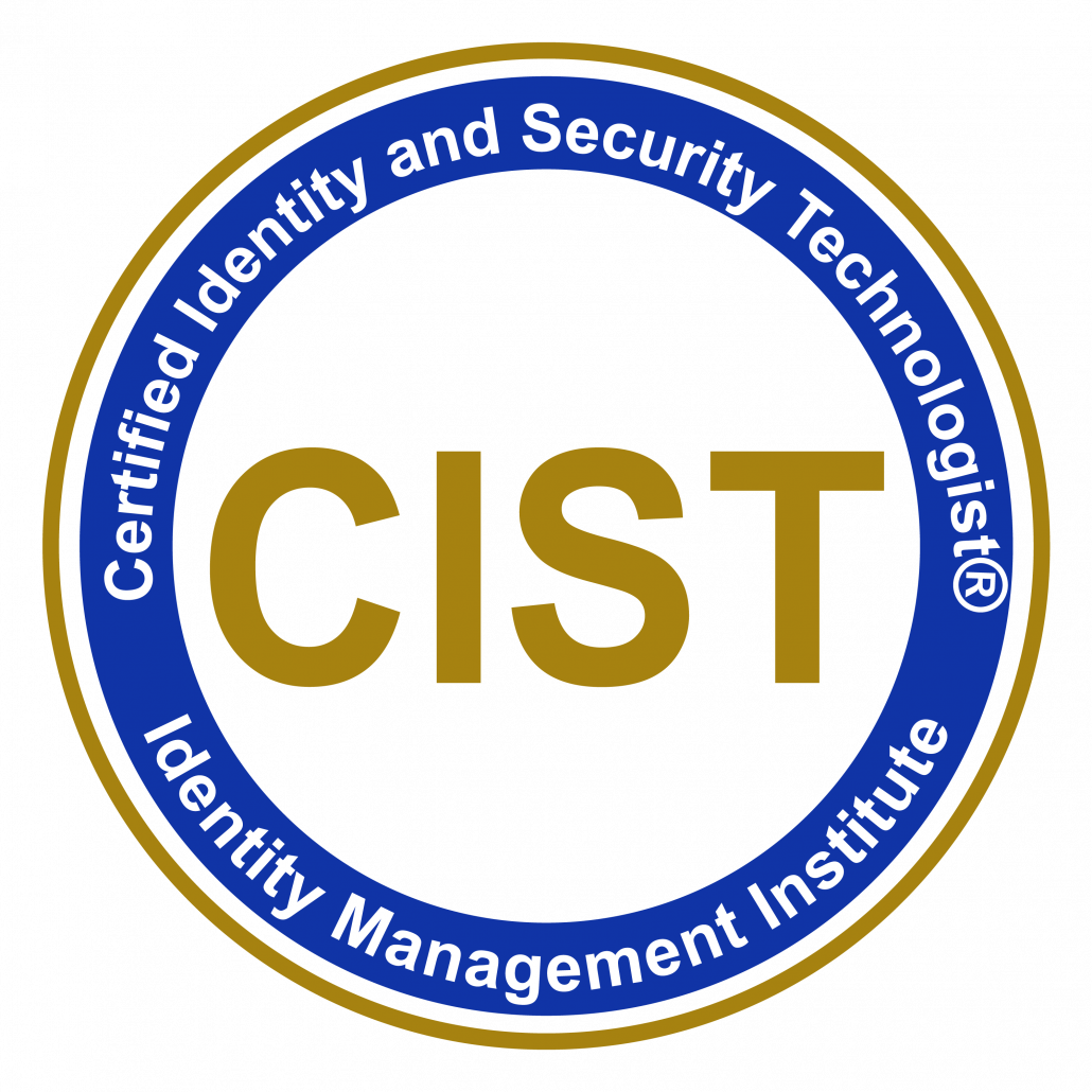 Certified Identity and Security Technologist (CIST)