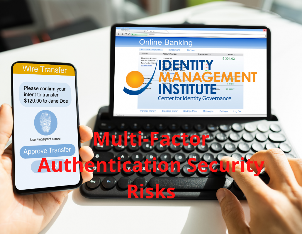 Multi Factor Authentication Security Risks and Problems