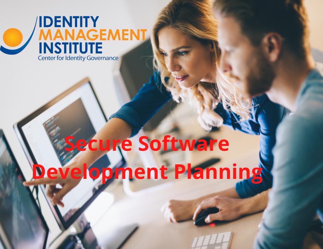 Secure Software Development Planning