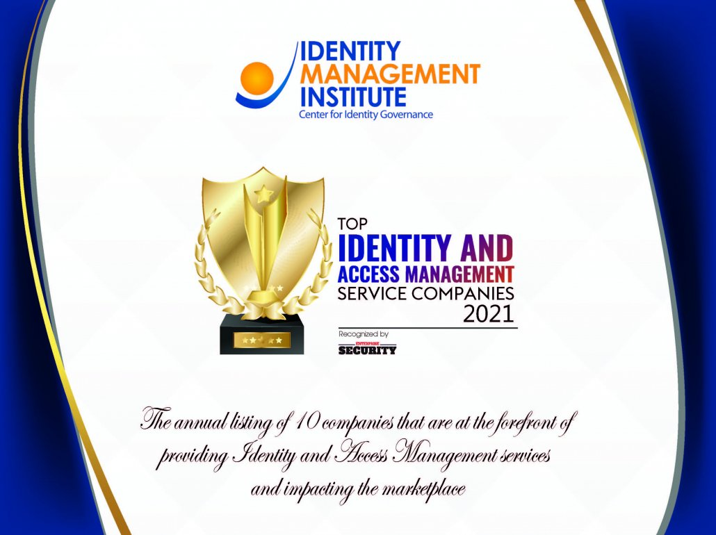 Top identity and access management organization