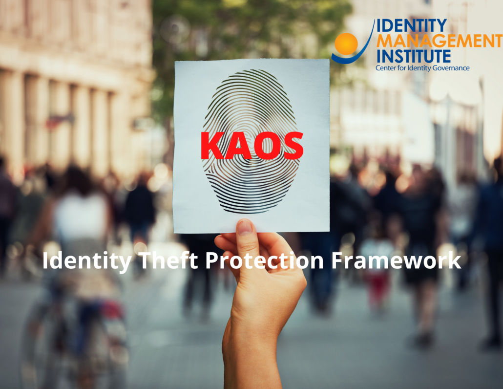 KAOS Identity Theft Protection Framework