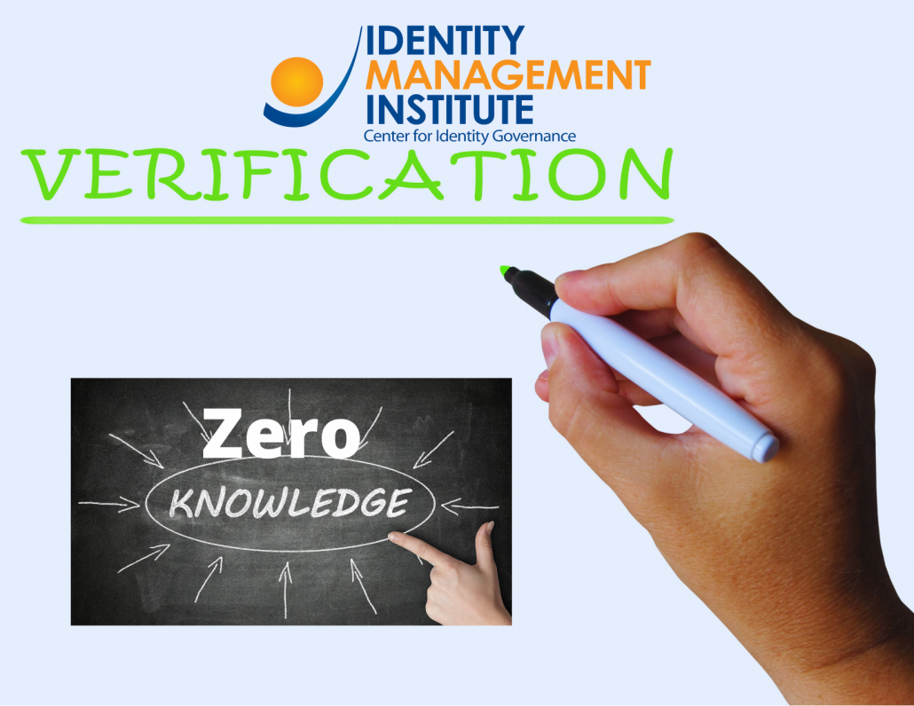 Zero-knowledge identity proof without revealing personal data